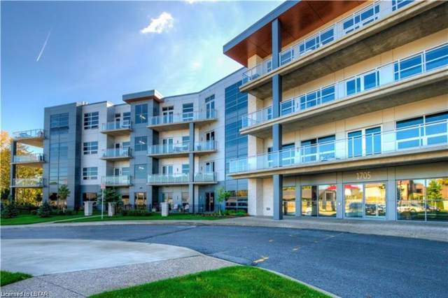 1705 Fiddlehead Place #204, London, ON N6G 5M6 (MLS #236388) :: Sutton Group Envelope Real Estate Brokerage Inc.