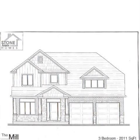211 Boardwalk Way, Dorchester, ON N0L 1G2 (MLS #238265) :: Sutton Group Envelope Real Estate Brokerage Inc.