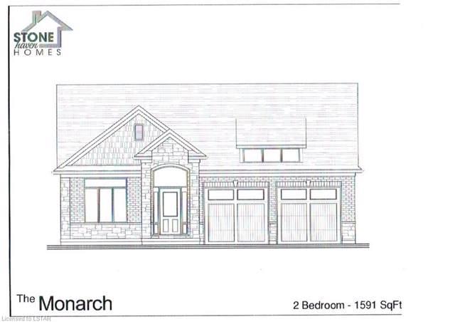 246 Boardwalk Way, Dorchester, ON N0L 1G2 (MLS #238270) :: Sutton Group Envelope Real Estate Brokerage Inc.
