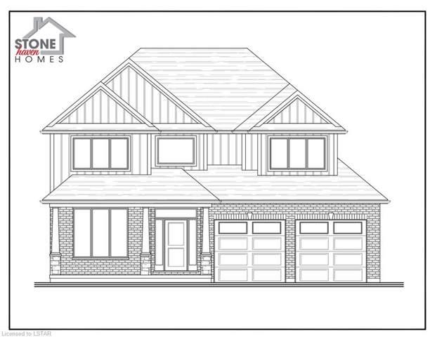 85 Millpond Crescent, Dorchester, ON N0L 1G2 (MLS #238281) :: Sutton Group Envelope Real Estate Brokerage Inc.