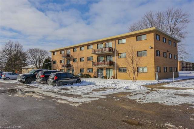 1830 Dumont Street #210, London, ON N5W 2S1 (MLS #239112) :: Sutton Group Envelope Real Estate Brokerage Inc.