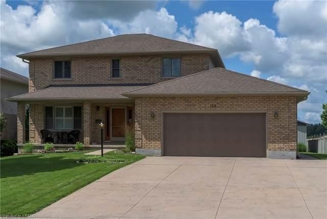 159 Wheeler Avenue, Dorchester, ON N0L 1G2 (MLS #239520) :: Sutton Group Envelope Real Estate Brokerage Inc.