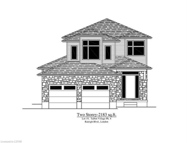 LOT 115 2175 TOKALA Trail, London, ON N6G 0M4 (MLS #240779) :: Sutton Group Envelope Real Estate Brokerage Inc.