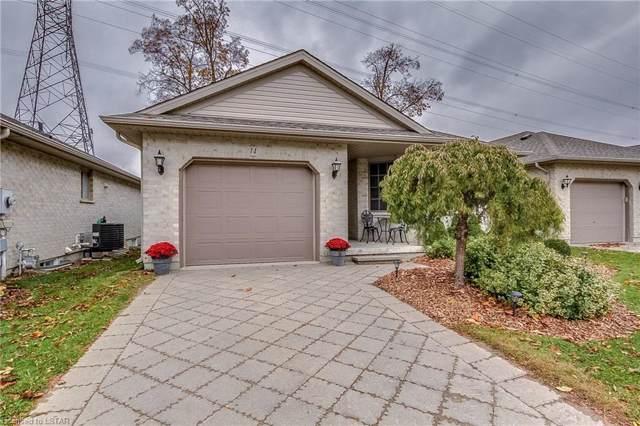 410 Burwell Road #14, St. Thomas, ON N5P 4N6 (MLS #240979) :: Sutton Group Envelope Real Estate Brokerage Inc.