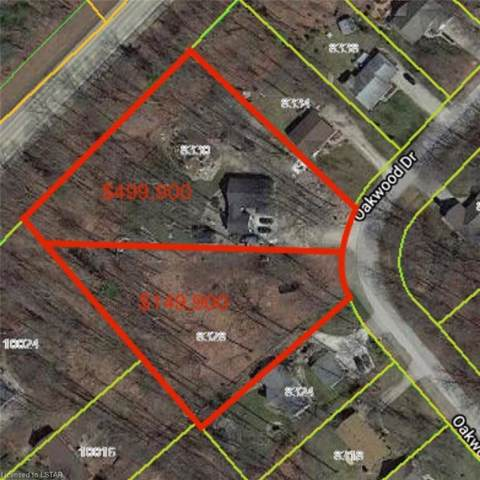 8328 Oakwood Drive, Grand Bend, ON N0M 1T0 (MLS #240980) :: Sutton Group Envelope Real Estate Brokerage Inc.