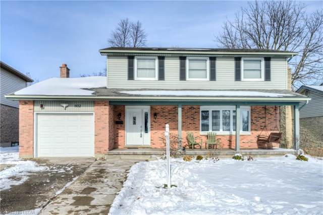 802 Viscount Road, London, ON N6J 4A2 (MLS #240986) :: Sutton Group Envelope Real Estate Brokerage Inc.