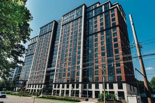 1235 Richmond Street #411, London, ON N6A 0C1 (MLS #241265) :: Sutton Group Envelope Real Estate Brokerage Inc.