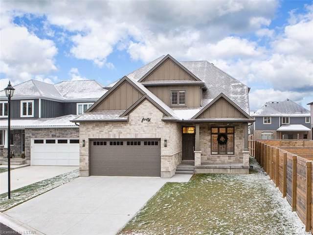 41 Earlscourt Terrace #40, Kilworth, ON N0L 1R0 (MLS #241471) :: Sutton Group Envelope Real Estate Brokerage Inc.