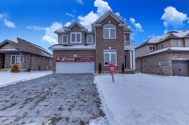 87 Boyd Boulevard, Thamesford, ON N0M 2M0 (MLS #241511) :: Sutton Group Envelope Real Estate Brokerage Inc.