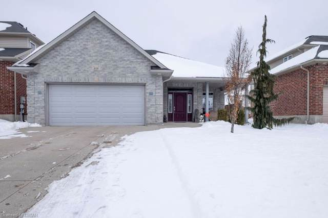 919 Talisman Crescent, London, ON N6K 0B7 (MLS #241619) :: Sutton Group Envelope Real Estate Brokerage Inc.