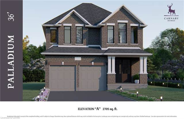 LOT 78 Doyle Drive, London, ON N6M 0G8 (MLS #241757) :: Sutton Group Envelope Real Estate Brokerage Inc.