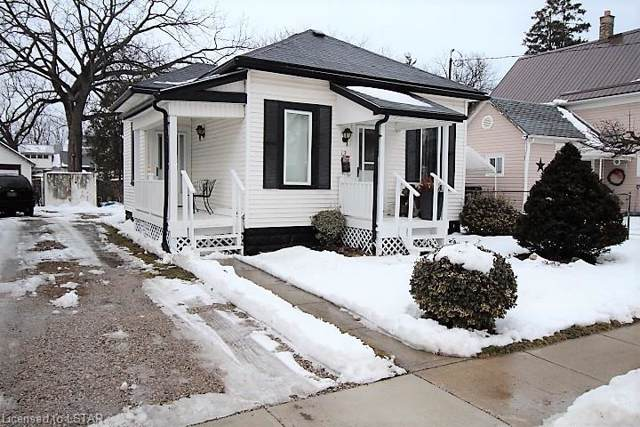 12 Locust Street, St. Thomas, ON N5R 2C1 (MLS #241771) :: Sutton Group Envelope Real Estate Brokerage Inc.