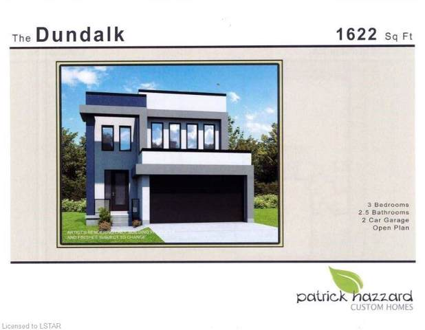 2299 Evans Boulevard, London, ON N6M 0H8 (MLS #242081) :: Sutton Group Envelope Real Estate Brokerage Inc.