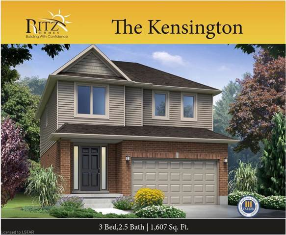 2942 Turner Crescent, London, ON N6M 0B4 (MLS #242468) :: Sutton Group Envelope Real Estate Brokerage Inc.
