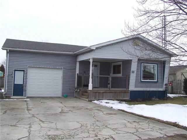 59 Poplar Avenue, Lyons, ON N0L 2J0 (MLS #243217) :: Sutton Group Envelope Real Estate Brokerage Inc.