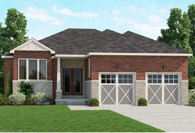 313 Fairway Road, Woodstock, ON N4T 0A4 (MLS #243673) :: Sutton Group Envelope Real Estate Brokerage Inc.