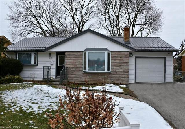 80 Fairview Avenue, St. Thomas, ON N5R 4X6 (MLS #243742) :: Sutton Group Envelope Real Estate Brokerage Inc.