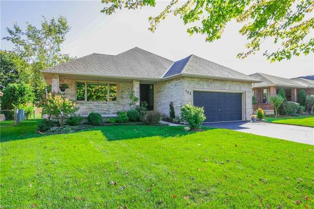 133 Parkview Drive, Strathroy, ON N7G 4A9 (MLS #243841) :: Sutton Group Envelope Real Estate Brokerage Inc.