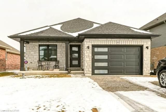 10 Foxtail Lane, St. Thomas, ON N5R 0J2 (MLS #244292) :: Sutton Group Envelope Real Estate Brokerage Inc.