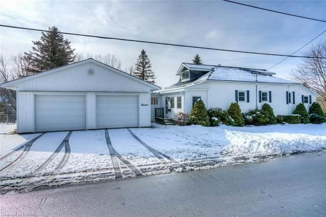 14 Woodland Road, St. Thomas, ON N5P 1P2 (MLS #244434) :: Sutton Group Envelope Real Estate Brokerage Inc.