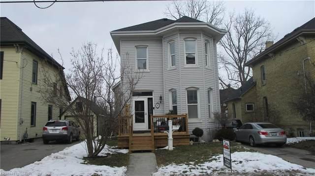 77 Curtis Street, St. Thomas, ON N5P 1H9 (MLS #244540) :: Sutton Group Envelope Real Estate Brokerage Inc.