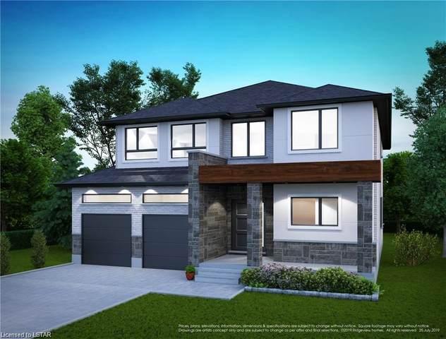 2196 Tripp Drive, London, ON N6P 0E8 (MLS #244721) :: Sutton Group Envelope Real Estate Brokerage Inc.