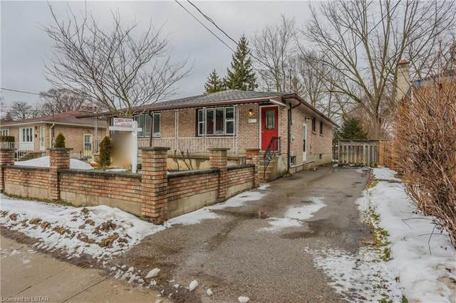 51 Blackfriars Street, London, ON N6H 1K5 (MLS #245297) :: Sutton Group Envelope Real Estate Brokerage Inc.