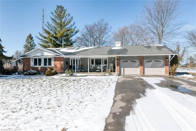 5164 Lakeshore Road, Plympton Rural, ON N0N 1J6 (MLS #245368) :: Sutton Group Envelope Real Estate Brokerage Inc.