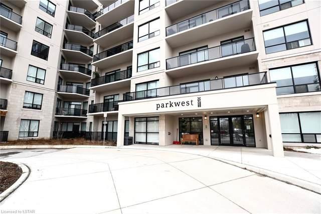 1200 Commissioners Road W #211, London, ON N6K 0J7 (MLS #245511) :: Sutton Group Envelope Real Estate Brokerage Inc.