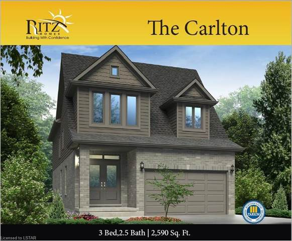 2910 Turner Crescent, London, ON N6M 0B2 (MLS #245831) :: Sutton Group Envelope Real Estate Brokerage Inc.
