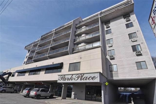 1255 Commissioners Road #702, London, ON N6K 3N5 (MLS #247065) :: Sutton Group Envelope Real Estate Brokerage Inc.