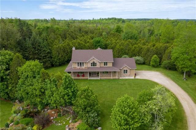 554378 23 GLENELG Road, West Grey, ON N0C 1H0 (MLS #247174) :: Forest Hill Real Estate Collingwood