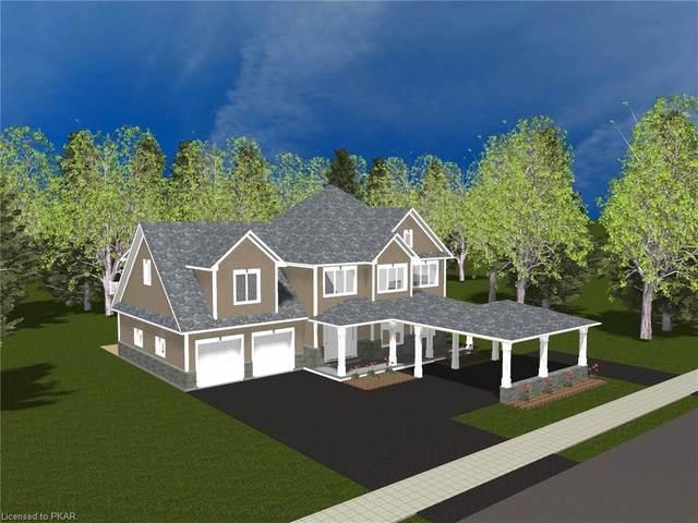 144 Wallis Drive, Peterborough, ON K9J 6C1 (MLS #248110) :: Forest Hill Real Estate Collingwood