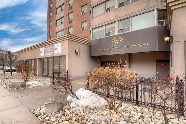 55 Yarmouth Street #705, Guelph, ON N1H 7R4 (MLS #248269) :: Sutton Group Envelope Real Estate Brokerage Inc.