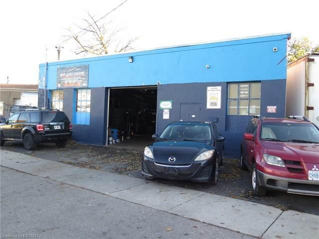 31 Hamilton Road E, London, ON N6B 1M9 (MLS #248474) :: Sutton Group Envelope Real Estate Brokerage Inc.