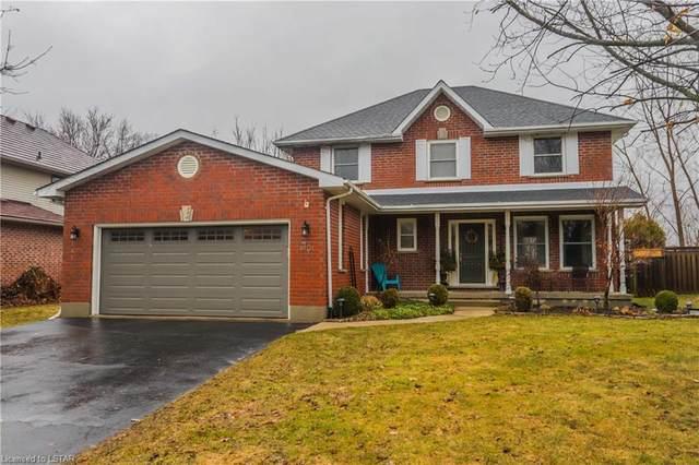 30 Village Gate Drive, Dorchester, ON N0L 1G3 (MLS #248642) :: Sutton Group Envelope Real Estate Brokerage Inc.