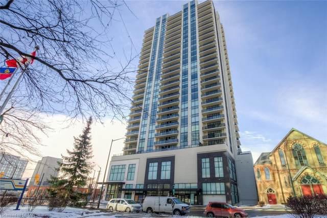 505 Talbot Street #2202, London, ON N6A 2S6 (MLS #248770) :: Sutton Group Envelope Real Estate Brokerage Inc.