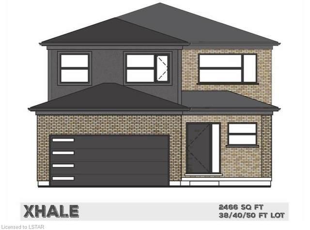 2206 Tokala Trail Lot 95, London, ON N6G 0C4 (MLS #250965) :: Sutton Group Envelope Real Estate Brokerage Inc.