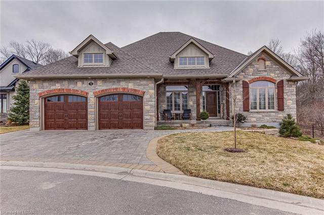 107 Quail Run Drive #5, Dorchester, ON N0L 1G3 (MLS #251069) :: Sutton Group Envelope Real Estate Brokerage Inc.