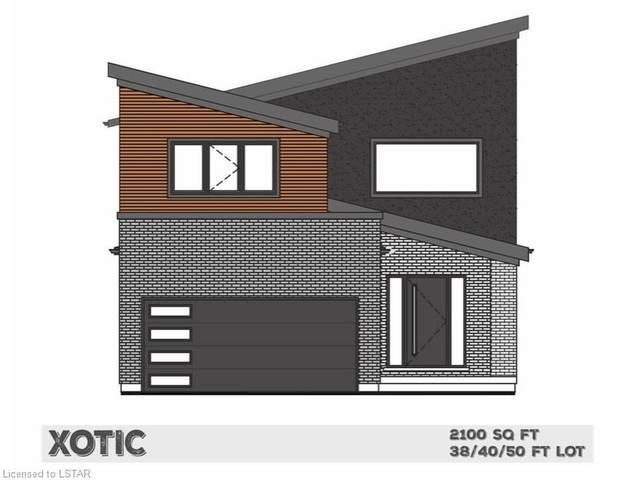 2210 Tokala Trail Lot 94, London, ON N6G 0C4 (MLS #251177) :: Sutton Group Envelope Real Estate Brokerage Inc.