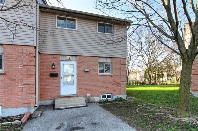 114 Pauline Crescent #44, London, ON N6E 2X6 (MLS #251512) :: Sutton Group Envelope Real Estate Brokerage Inc.