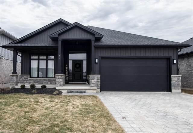 613 Ketter Way, Wyoming, ON N0M 1T0 (MLS #251930) :: Sutton Group Envelope Real Estate Brokerage Inc.