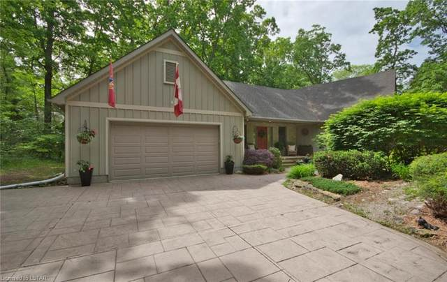 10354 Sherwood Crescent, Grand Bend, ON N0M 1T0 (MLS #251951) :: Sutton Group Envelope Real Estate Brokerage Inc.