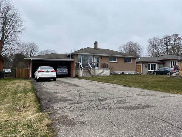 195 Patricia Avenue, Dorchester, ON N0L 1G1 (MLS #252003) :: Sutton Group Envelope Real Estate Brokerage Inc.