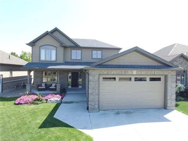 618 Ketter Way, Wyoming, ON N0M 1T0 (MLS #252104) :: Sutton Group Envelope Real Estate Brokerage Inc.