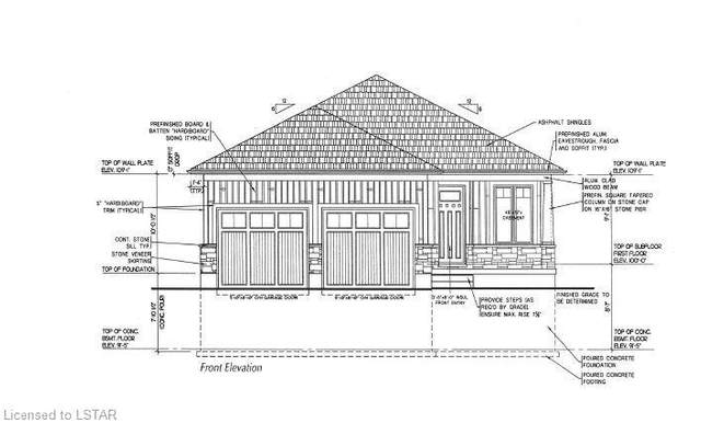42 Brooklawn (Lot 26) Drive, Grand Bend, ON N0M 1T0 (MLS #252340) :: Sutton Group Envelope Real Estate Brokerage Inc.