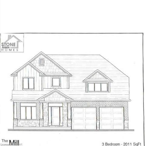 250 Boardwalk Way, Dorchester, ON N0L 1G2 (MLS #252449) :: Sutton Group Envelope Real Estate Brokerage Inc.