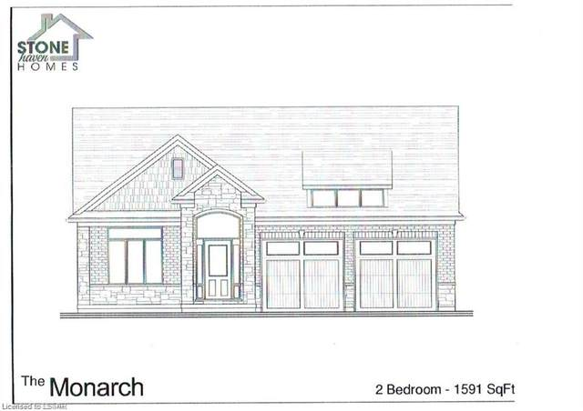 218 Boardwalk Way, Dorchester, ON N0L 1G2 (MLS #252462) :: Sutton Group Envelope Real Estate Brokerage Inc.