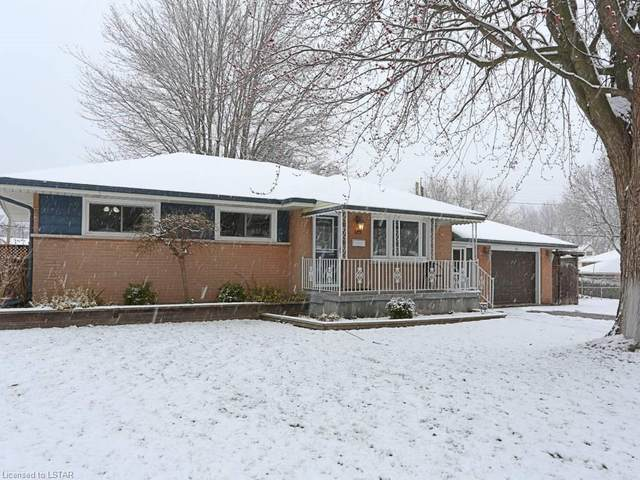 189 Renfro Crescent, London, ON N5Z 3B5 (MLS #252474) :: Sutton Group Envelope Real Estate Brokerage Inc.