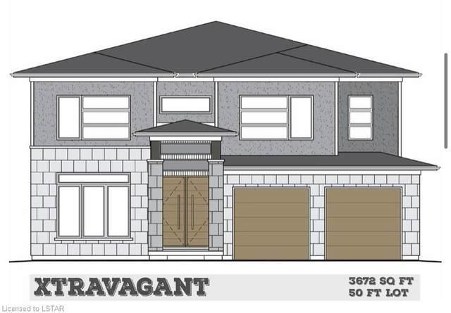 2546 Bridgehaven Drive Lot 90, London, ON N6G 0C4 (MLS #252603) :: Sutton Group Envelope Real Estate Brokerage Inc.